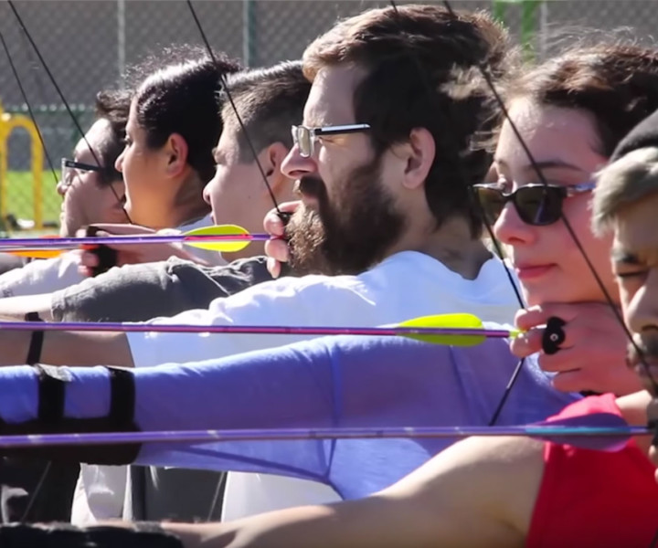 CSUN Sport Clubs: Episode 3 - Archery Club by Jane Sorkin