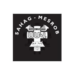 Sahag-Mesrob Armenian Christian School Logo