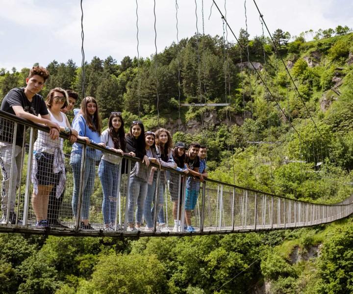 Armenian Mesrobian School Trip